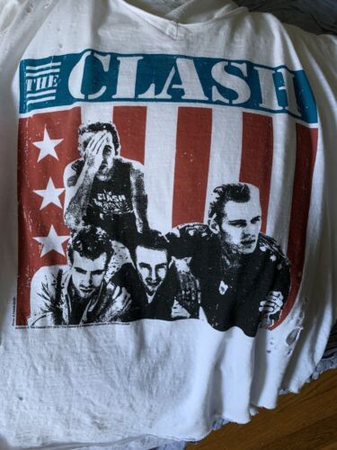 Trunk ltd  by Free People The Clash T-Shirt SZ M - image 1