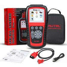 Autel Diaglink Car Diagnostic Tool Obd2 Scanner Codes Reader Oil Reset Epb Abs