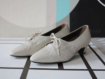 Diana Ultrafit Donna Scarpe Basse Pelle 90er True Vintage 90s Women's Shoes Nos-mostra Il Titolo Originale