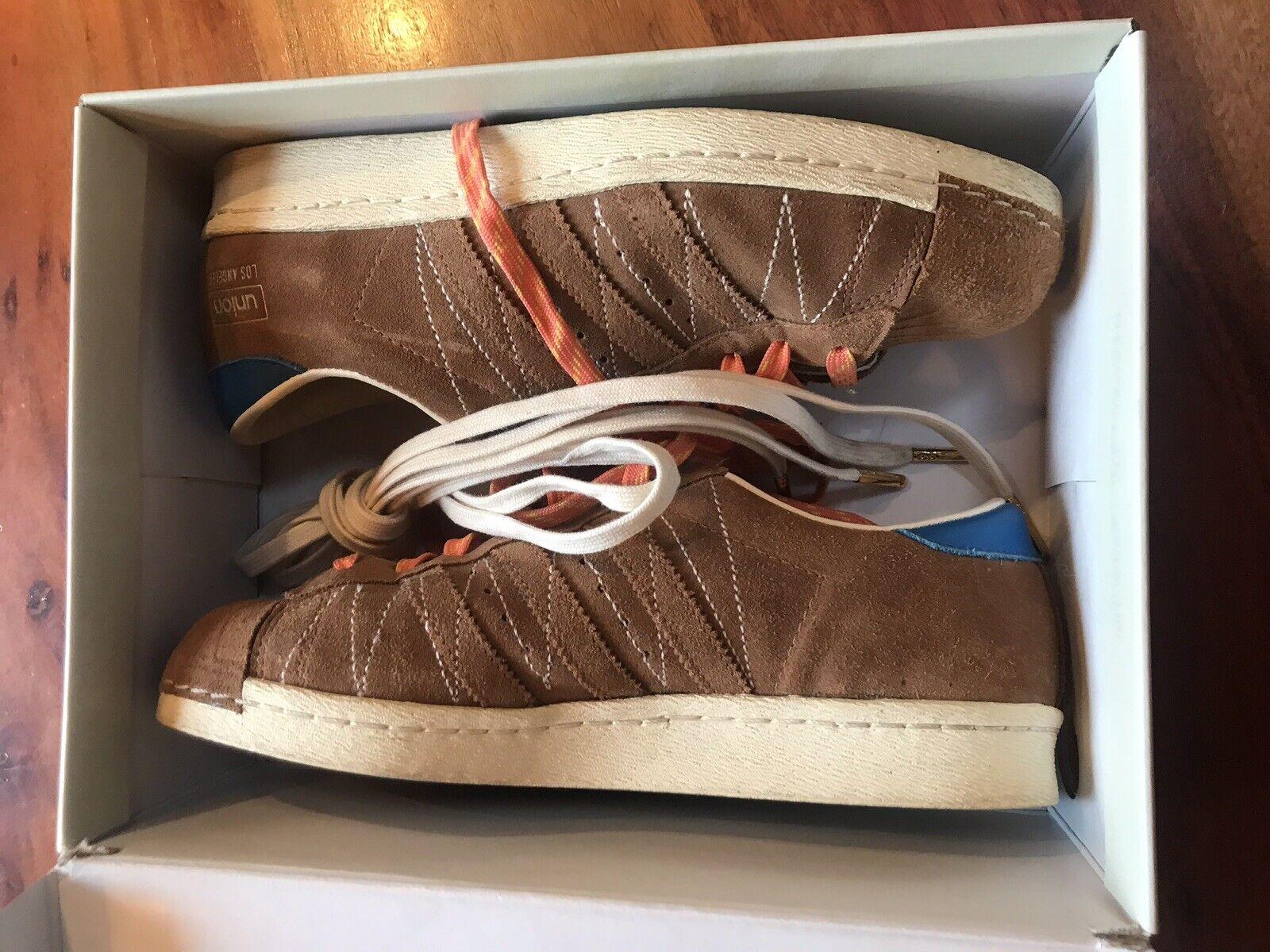 Adidas Superstar 80v UNION LA shoes