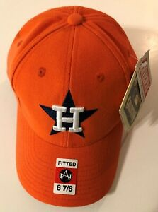 finest selection 1eef5 03403 Image is loading HOUSTON-ASTROS-1971-COOPERSTOWN-COLLECTION-VINTAGE-MLB- BASEBALL-