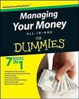 Managing Your Money All-in-One For Dummies by Consumer Dummies (Paperback, 2009)