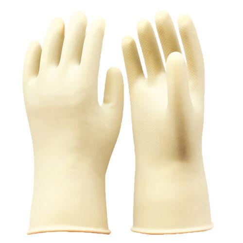 Latexhandschuhe Kurz//Lange Latexhandschuhe Gummihandschuhe Latex Rubber