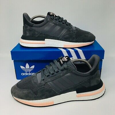 buy online c0960 e75d6 *NEW* Adidas Originals ZX 500 RM Boost (Men Size 9) Athletic Sneakers NMD  Ultra | eBay