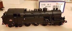 Locomotive-Vapeur-ROCO-72166-232tc-Digital