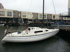 Segelyacht, GfK, 8,00 x 2,50m, Defender 27, Dieselmotor, Segelklar