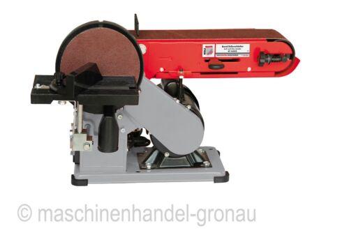und Tellerschleifmaschine BT 46ECO Holzmann Band