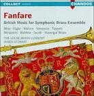 Fanfare, British Music for Symphonic Brass Ensemble (CD, Feb-1991, Chandos)
