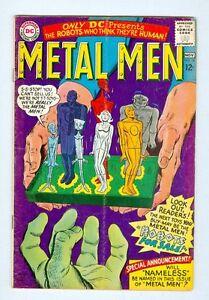 Metal-Men-16-November-1965-VG-Robots-For-Sale