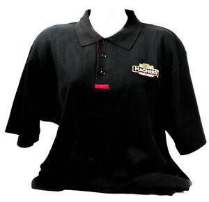 Magners Cider Polo Shirt Logo Alt Schwarze Ausfuhrung Gr M Ebay