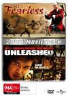 Fearless  / Unleashed (DVD, 2008, 2-Disc Set)