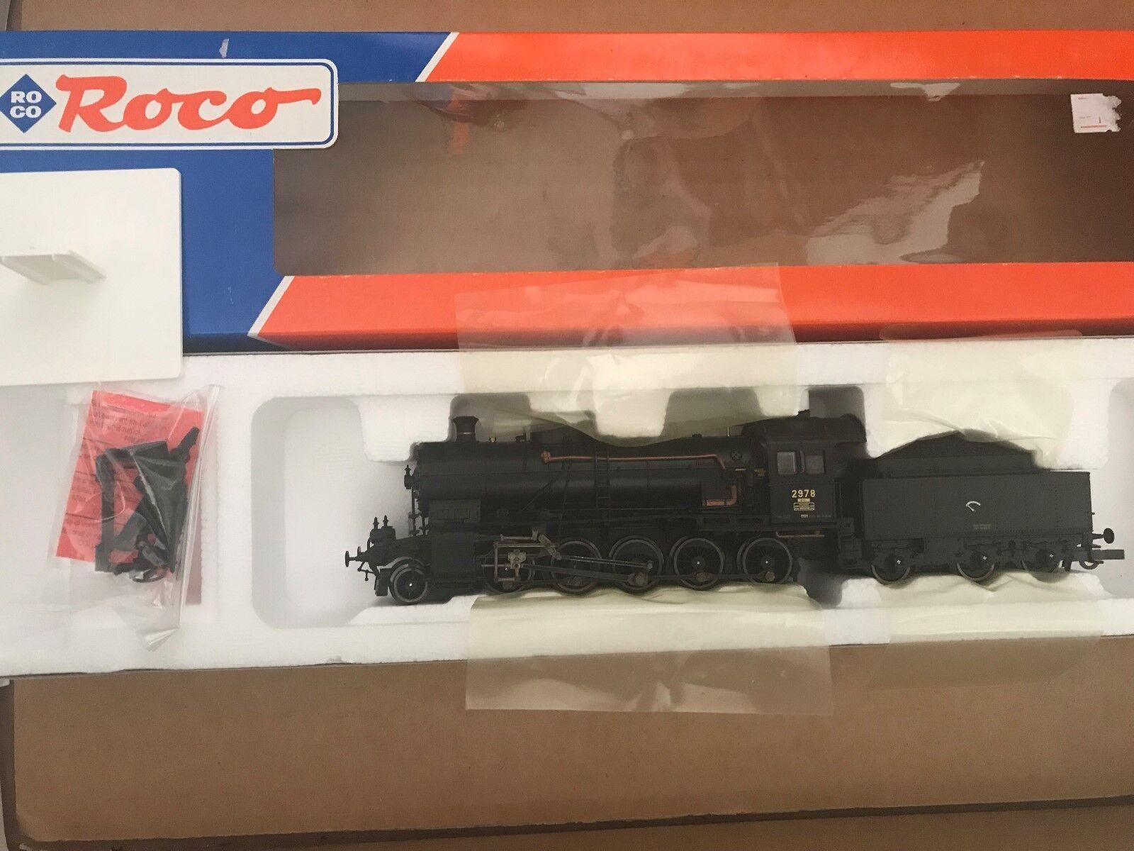 ROCO 43335 h0 locomotiva c5/6  Elephant  DELLE SBB,  modello speciale  Rarità Nuovo + OVP