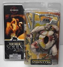 Mcfarlane Toys Clive Barker Tortured Souls FEVERISH Action Figure NIP 2002