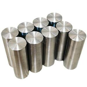 35mm-Titanium-6al-4v-Round-Bar-1-38-034-Diameter-x-4-034-Long-Grade-5-Rod-Stock