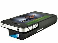 Logilink Mobile Mini Projector For iPhone 4 4S Smartphone LED Battery Genuine
