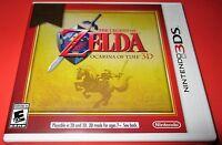 The Legend Of Zelda Ocarina Of Time Nintendo 3ds Factory Sealed Free Ship