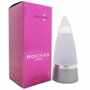 Rochas-Man-Men-100-ml-Eau-de-Toilette-EDT-Herren-Duft-Fuer-Ihn