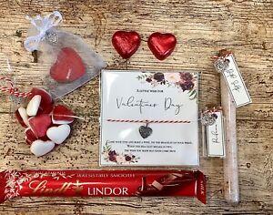 Valentines Gift for Her Hamper Gift Box