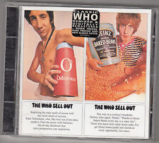 THE WHO - sell out CD