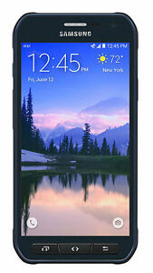 Samsung Galaxy S6 Active Sm G890a 32gb Gray At T Smartphone Ebay
