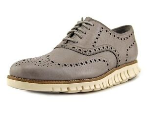 Image is loading New-Cole-Haan-Zero-Grand-Wing-Ox-Tip-