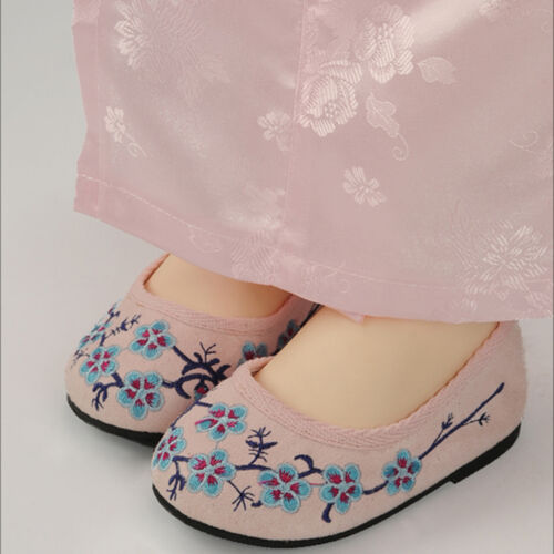 Dollmore Lusion Doll Shoes Iring Shoes Pink fits Dahlia, Daish, Alice, Eleno