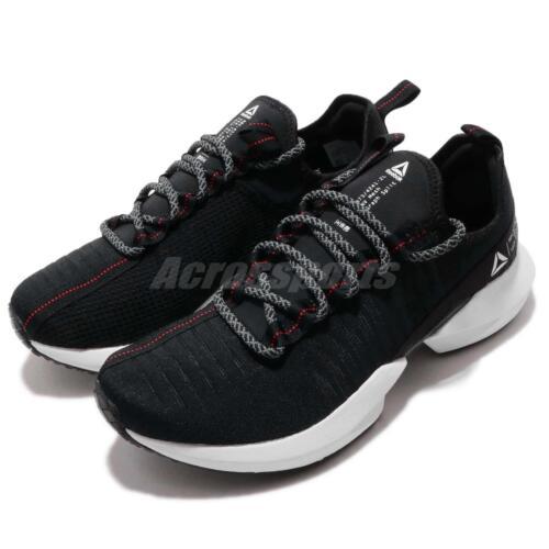 nero Dv4483 Sneakers Running Sole Reebok bianca Fashion Fury Men Grey scarpe rosso E6vPqCP