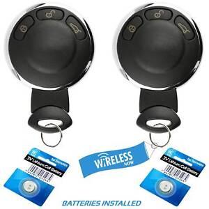 2 Car Key Fob Keyless Entry Smart Remote For 2007 2008 2009 2010