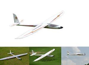 RC-Flugzeug-Motorflugzeug-Motorsegler-Lightning-Hotliner-150-cm-NEU