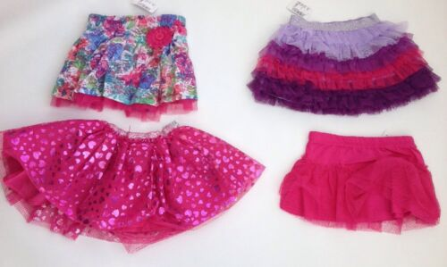 Children Place Baby Girls Tutu Mesh Floral Lace Shimmer Skirts