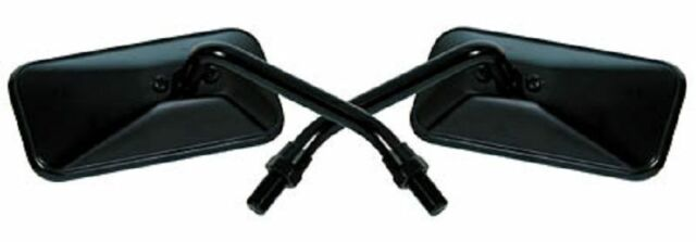 Espejo de Chopper Negro Derecho