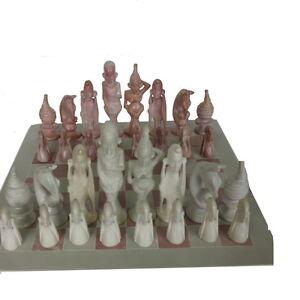 Scacchiere In Pietra.Dettagli Su Scacchiera Pietra Saponaria Obonyo 45x45 Cm 1kn0410