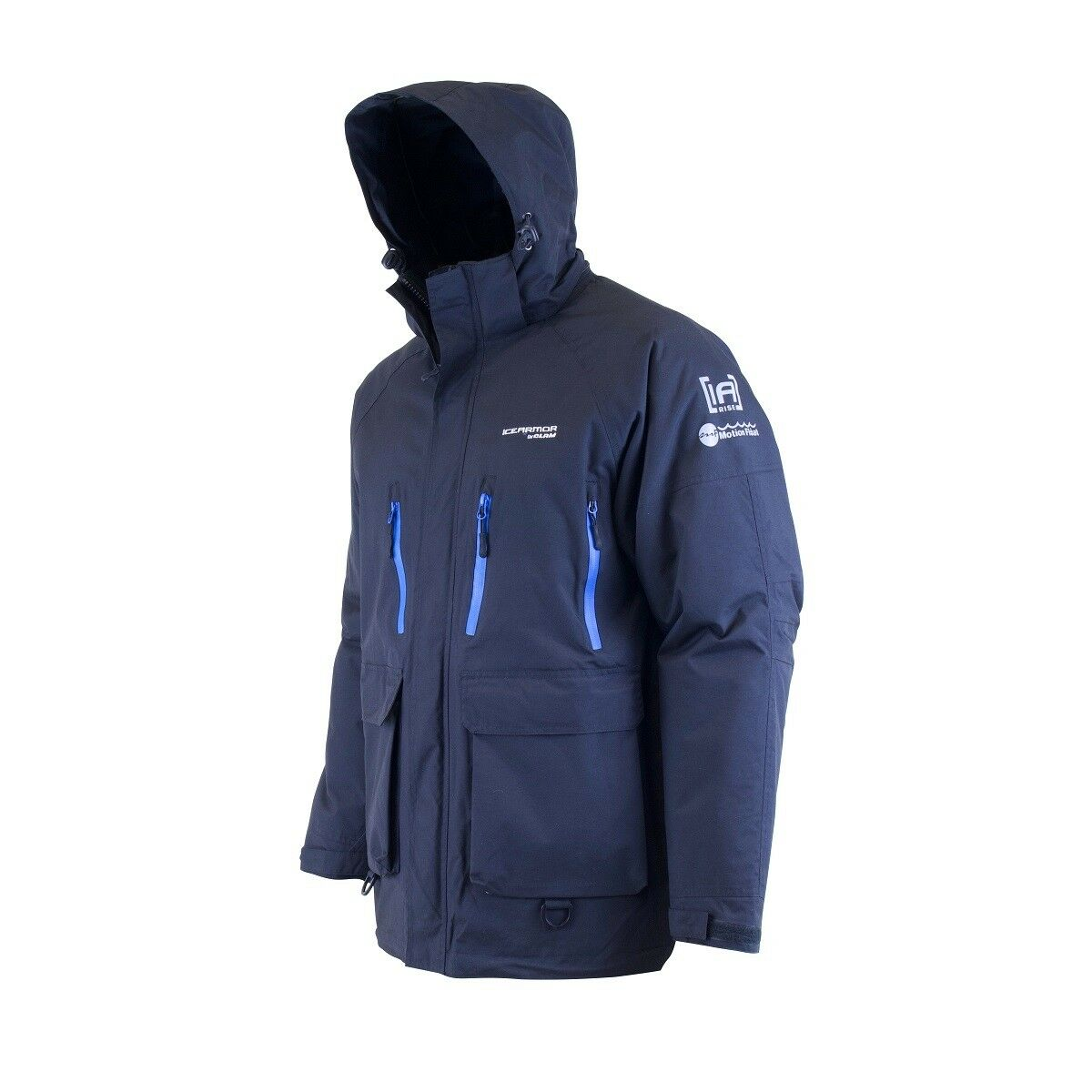Clam  IceArmor Rise Ice Fishing Flotation Parka  store sale outlet