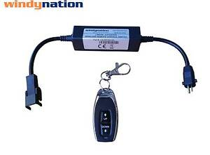 Details about DC Motor Linear Actuator Wireless Remote Control DPDT on