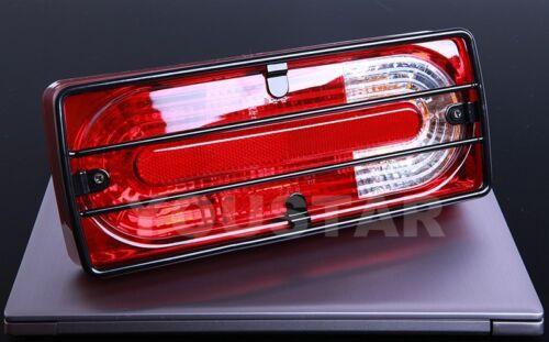 US STOCK x2 REAR LIGHT Stone Guard Grills for Mercedes W463 W461 Professional