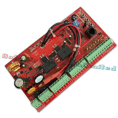 Gto Amp Mighty Mule R5211 R4211 Pcb3040 Red Replacement