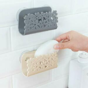 Sponges-Holder-Rack-Drying-Sink-Storage-Kitchen-Bathroom-Cup-Dish-Scrubbers-Soap
