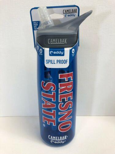 Blue Camelbak .75L Eddy Water Bottle Custom FRESNO STATE