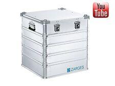 Zarges 40836 K470 Aluminium Case 550 x 550 x 580mm | Storage Container | Boxes