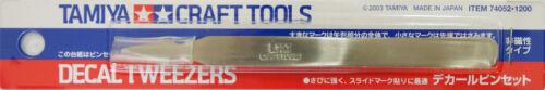 Tamiya 74052 Craft Tools Decal Tweezers