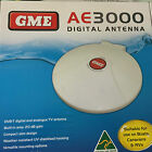 GME AE3000 Digital TV Marine Antenna for boat or caravan