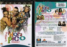 Buy Lo Mejor De La Hora Pico Vol 1 Dvd 2003 Online Ebay