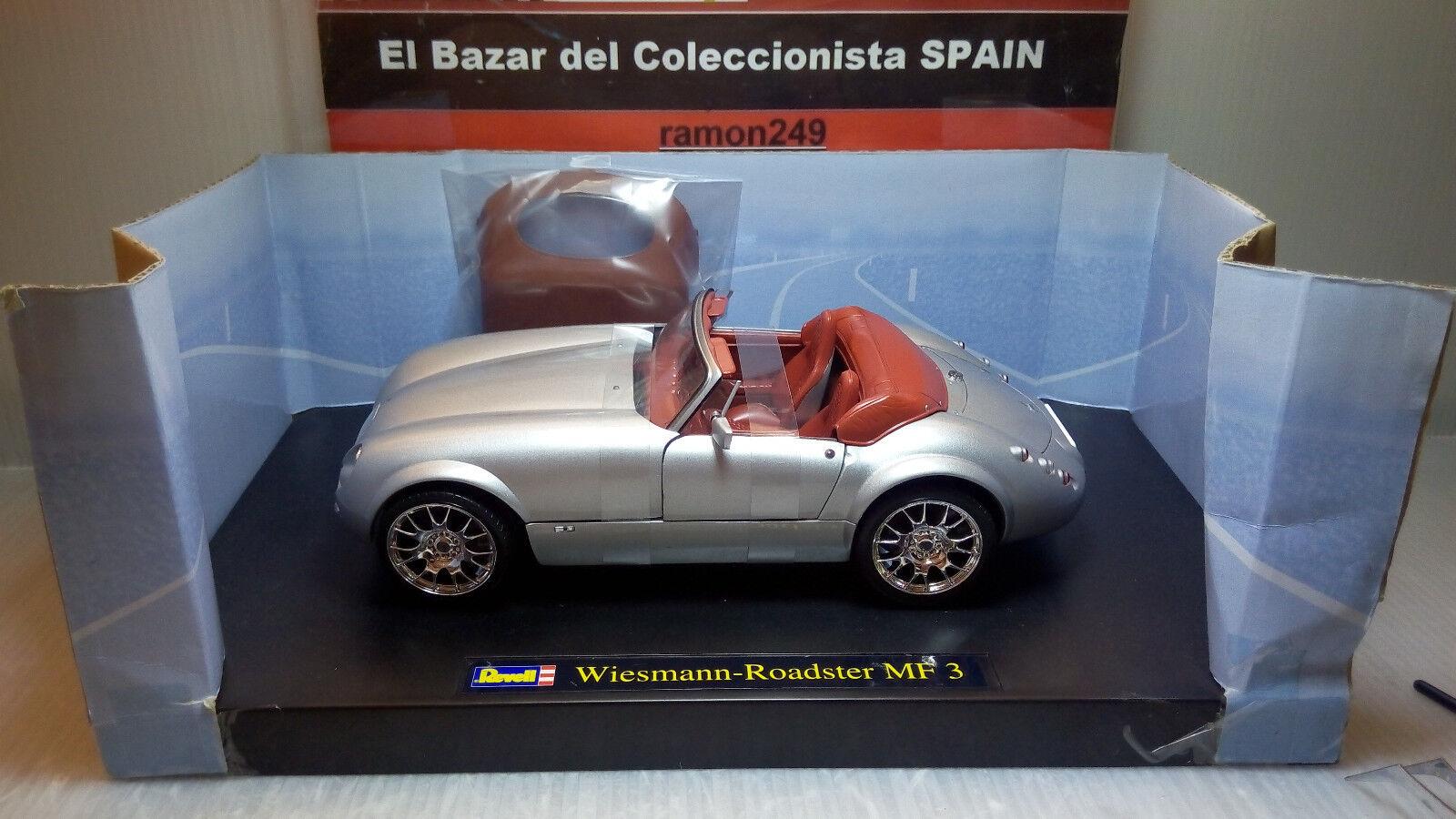 1 18 Wiesmann Roadster MF 3 MF3 - REVELL   - 3L 050