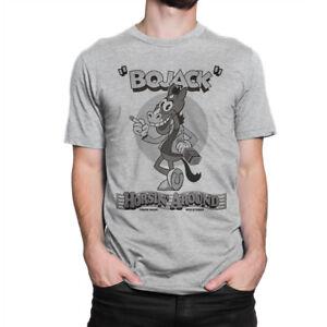 BoJack-Horseman-Old-School-T-shirt-Men-039-s-Women-039-s-All-Sizes