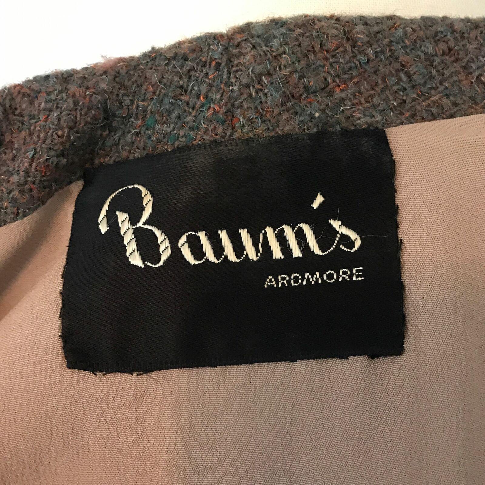 Vintage Bonnie Cashin Leather Jacket and Skirt Se… - image 12