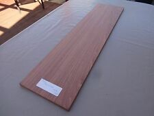 Makore / African Cherry board / plank timber planed  Tonewood E143