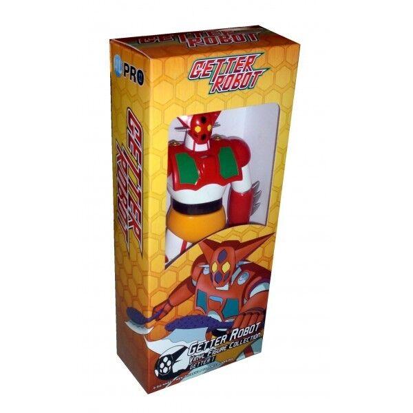 Space Robot Getta Getter 1 Robot Pvc Figura 23cm High Dream Hl-pro Marmit
