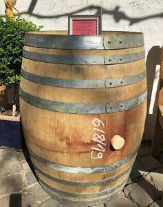 Weinfaesser-aus-Eichenholz-225-L-gebraucht-Ideal-fuer-Dekozwecke