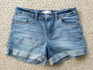 Levis Youth Girls Shorty Short Jean Shorts