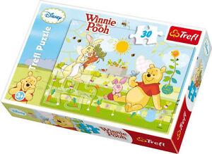 Winnie the Pooh, Trefl Puzzle, 30 Teile, Disney Winnie Pooh und ...